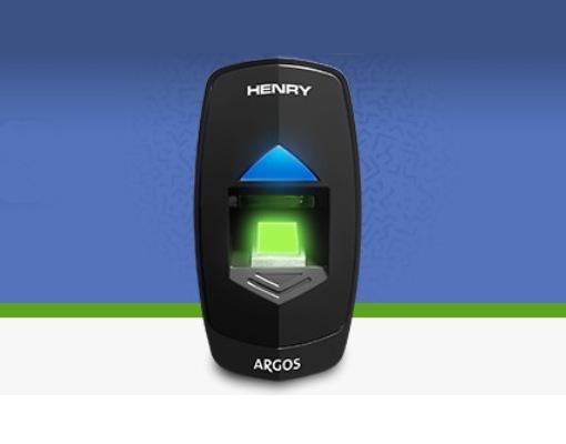 Controle de acesso Henry - Contato Relógio