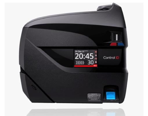 Relógio de ponto - Control ID