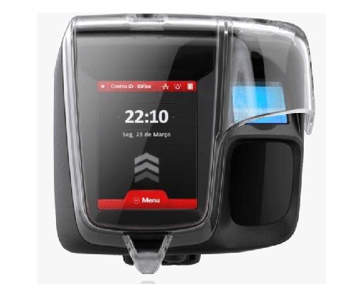 Controle de acesso Control ID - Contato Relógio
