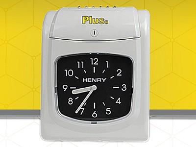 Relógio Cartográfico Plus II